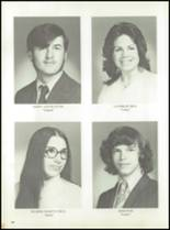 1973 Red Hook High School Yearbook Page 24 & 25