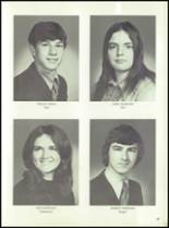 1973 Red Hook High School Yearbook Page 26 & 27