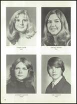 1973 Red Hook High School Yearbook Page 30 & 31