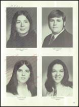 1973 Red Hook High School Yearbook Page 32 & 33
