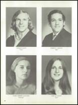 1973 Red Hook High School Yearbook Page 34 & 35