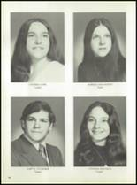 1973 Red Hook High School Yearbook Page 38 & 39