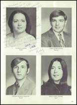 1973 Red Hook High School Yearbook Page 40 & 41