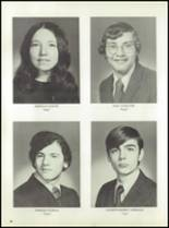 1973 Red Hook High School Yearbook Page 42 & 43