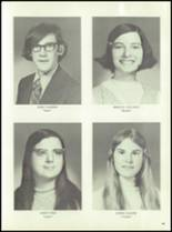 1973 Red Hook High School Yearbook Page 46 & 47