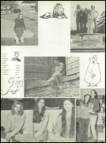 1973 Red Hook High School Yearbook Page 54 & 55