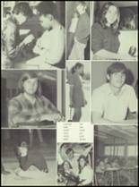 1973 Red Hook High School Yearbook Page 58 & 59
