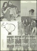 1973 Red Hook High School Yearbook Page 62 & 63