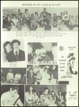 1973 Red Hook High School Yearbook Page 64 & 65