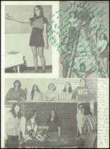 1973 Red Hook High School Yearbook Page 66 & 67