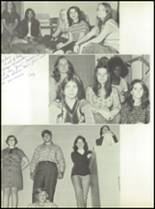 1973 Red Hook High School Yearbook Page 72 & 73
