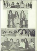 1973 Red Hook High School Yearbook Page 74 & 75