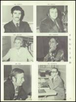1973 Red Hook High School Yearbook Page 80 & 81