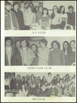 1973 Red Hook High School Yearbook Page 94 & 95