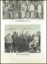 1973 Red Hook High School Yearbook Page 96 & 97