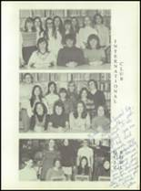 1973 Red Hook High School Yearbook Page 98 & 99