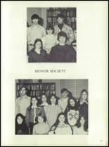 1973 Red Hook High School Yearbook Page 100 & 101