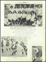 1973 Red Hook High School Yearbook Page 110 & 111