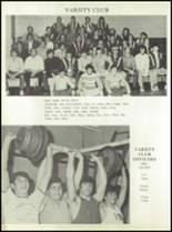 1973 Red Hook High School Yearbook Page 116 & 117