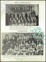 1973 Red Hook High School Yearbook Page 118 & 119