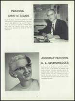 1964 Central High School Yearbook Page 12 & 13