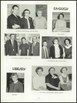 1964 Central High School Yearbook Page 14 & 15
