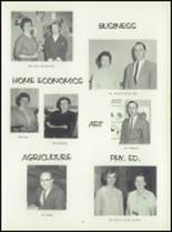 1964 Central High School Yearbook Page 16 & 17