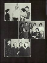 1964 Central High School Yearbook Page 20 & 21