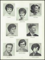 1964 Central High School Yearbook Page 24 & 25