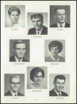 1964 Central High School Yearbook Page 26 & 27