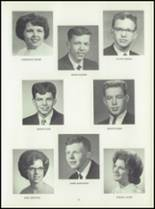 1964 Central High School Yearbook Page 28 & 29