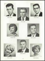 1964 Central High School Yearbook Page 32 & 33