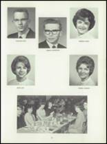 1964 Central High School Yearbook Page 34 & 35