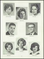 1964 Central High School Yearbook Page 36 & 37