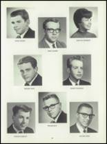 1964 Central High School Yearbook Page 38 & 39