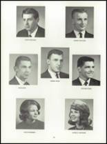 1964 Central High School Yearbook Page 40 & 41
