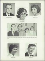1964 Central High School Yearbook Page 44 & 45