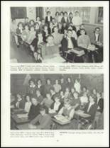 1964 Central High School Yearbook Page 52 & 53