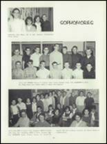1964 Central High School Yearbook Page 54 & 55
