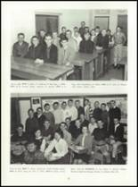 1964 Central High School Yearbook Page 56 & 57
