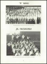 1964 Central High School Yearbook Page 62 & 63