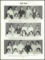 1964 Central High School Yearbook Page 64 & 65