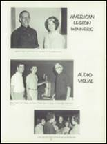 1964 Central High School Yearbook Page 66 & 67