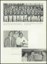 1964 Central High School Yearbook Page 72 & 73