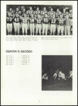 1964 Central High School Yearbook Page 74 & 75
