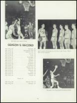 1964 Central High School Yearbook Page 76 & 77
