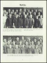 1964 Central High School Yearbook Page 80 & 81
