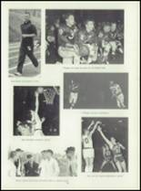 1964 Central High School Yearbook Page 82 & 83
