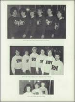 1964 Central High School Yearbook Page 84 & 85