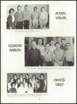 1964 Central High School Yearbook Page 92 & 93